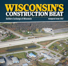 BXWI Wisconsin's Construction Beat Inaugural Issue 2017